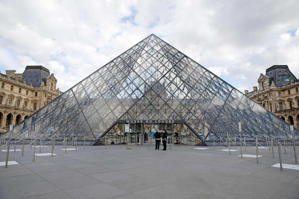 """<p>No matter where you are in the world, you can walk through the doorways of the iconic <a href=""""https://www.louvre.fr/en/visites-en-ligne"""" rel=""""nofollow noopener"""" target=""""_blank"""" data-ylk=""""slk:Louvre Museum"""" class=""""link rapid-noclick-resp"""">Louvre Museum</a> virtually to see current exhibits. """"Founding Myths: From Hercules to Darth Vader"""" is a current exhibit which takes viewers behind the curtain, talking to illustrators, painters, filmmakers and even puppeteers about how their work is inspired by ancient myths. </p><p>Additionally, there's a virtual tour of the moat of the Louvre. Yes, there was a moat -- and you'll be able to see the original support beams that held the drawbridge. </p><p>We're all making the most of the cards dealt to us this year, and with that comes unexpected joys. Exploring virtual """"field trips"""" online has given families an escape to learn and experience places that they might never get to see in their lifetime. These virtual adventures can spark new interests in children. It's about learning and harvesting creativity, to help our children discover their passions and to always be excited about school and learning -- cue the Magic School Bus!</p>"""