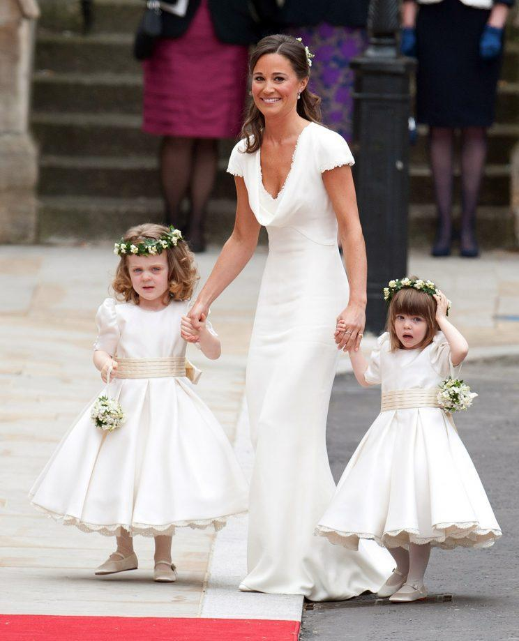 <i>Pippa's wedding is expected to be much more intimate than her sister's [Photo: Getty]</i>