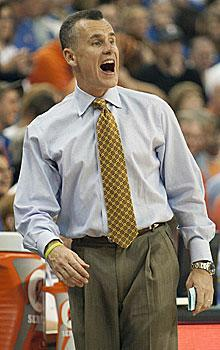 Billy Donovan has gone from a pesky up-and-comer to a coach who is widely regarded as one of the elite in the profession