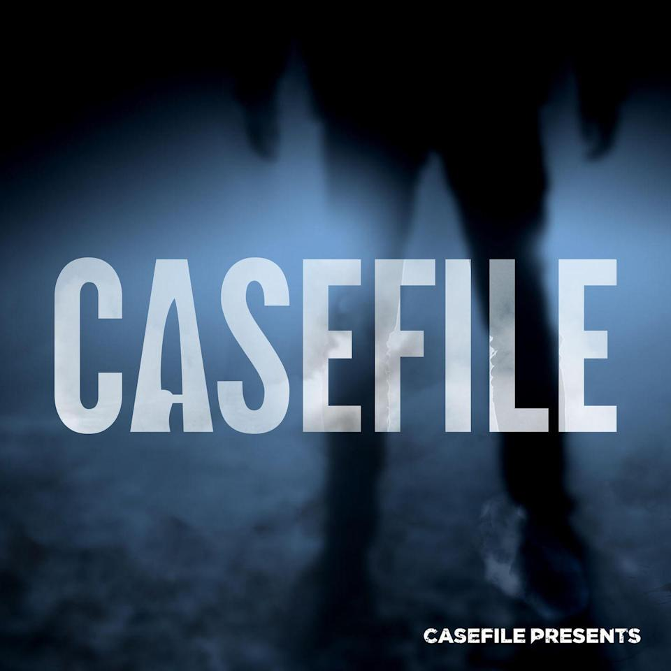 <p><em>Casefile </em>is Australian and also hosted anonymously, which makes it twice as cool to begin with. It's been running weekly since 2016, and though many of the early cases were Australian, it soon expanded into covering crimes in the U.K. and the U.S. Though most of our favorite true-crime podcasts are unscripted, with hosts recording themselves speaking live about the cases, Casefile is scripted, weaving a narrative with documents, eyewitness accounts, and evidence.</p>