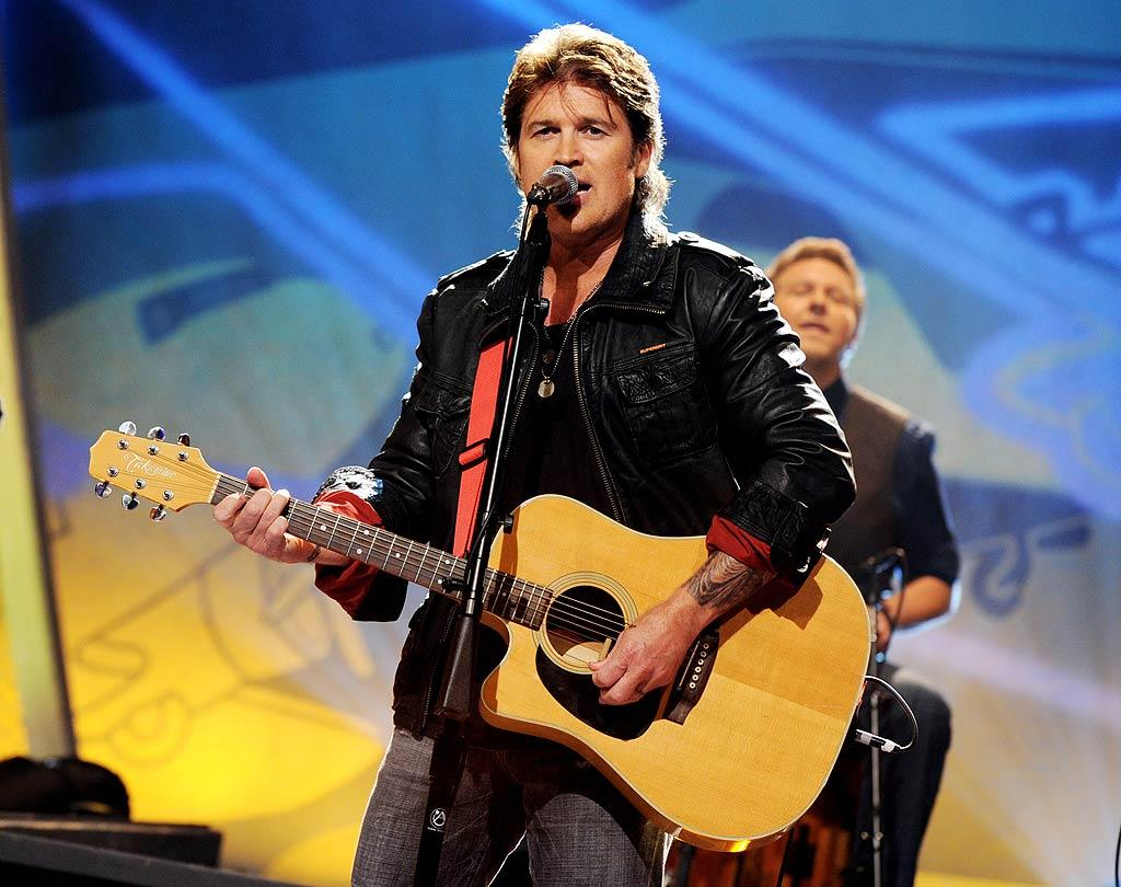 "Billy Ray Cyrus turns 50. Kevin Winter/Tonight Show/<a href=""http://www.gettyimages.com/"" target=""new"">GettyImages.com</a> - July 6, 2011"