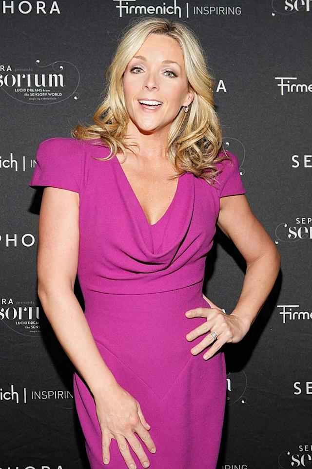 "Jane Krakowski (""30 Rock"") turns 43.  Cindy Ord/WireImage.com - October 6, 2011"
