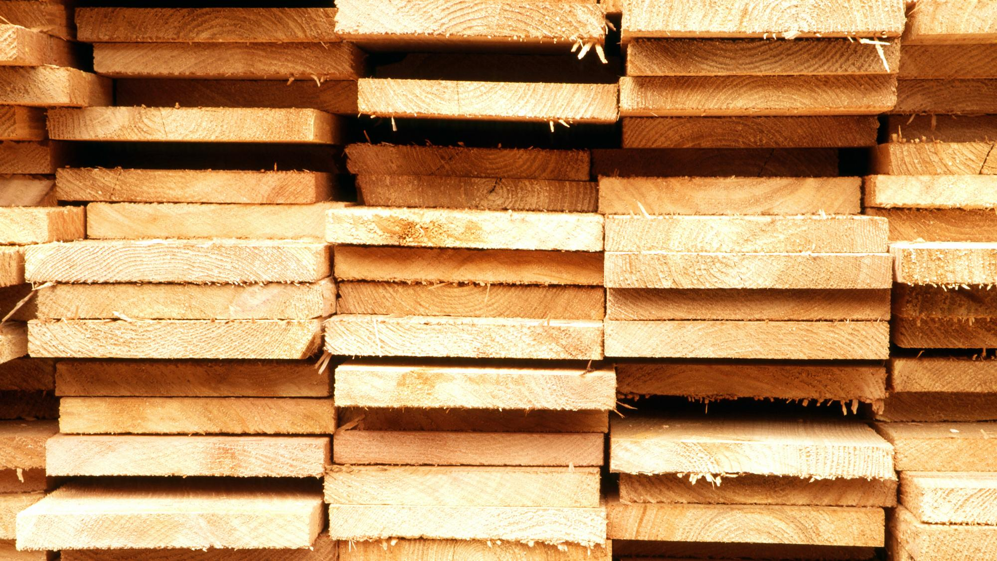 Soaring lumber prices creates a boom in the U.S. housing market