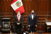 Peru to vote on presidential ouster, in Lima