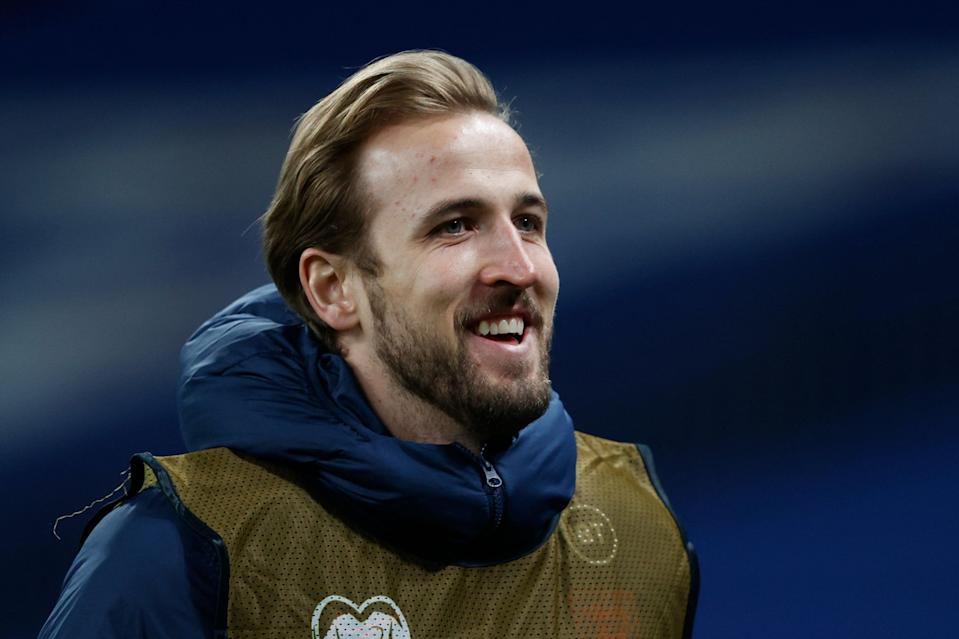 Harry Kane is being linked with a summer move away from TottenhamPOOL/AFP via Getty Images