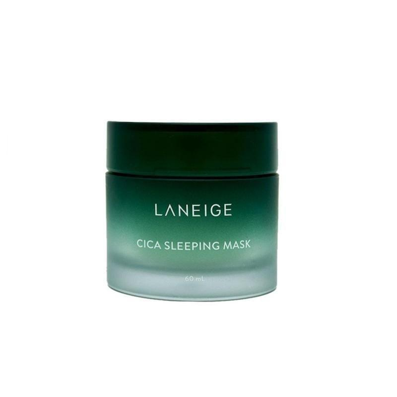 "<p><strong>Laneige</strong></p><p>sephora.com</p><p><strong>$34.00</strong></p><p><a href=""https://go.redirectingat.com?id=74968X1596630&url=https%3A%2F%2Fwww.sephora.com%2Fproduct%2Flaneige-hypoallergenic-cica-sleeping-mask-P454313&sref=https%3A%2F%2Fwww.marieclaire.com%2Fbeauty%2Fg35927175%2Fface-masks-for-acne%2F"" rel=""nofollow noopener"" target=""_blank"" data-ylk=""slk:SHOP IT"" class=""link rapid-noclick-resp"">SHOP IT</a></p><p>If you're experiencing a flare-up and you're looking rosier than usual, apply a generous later of this soothing formula at night and wake up with significantly calmer skin.</p>"
