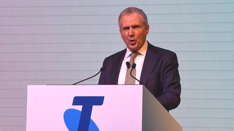 Restructuring costs and the NBN have cut Telstra's FY profit by 40 per cent to $2.15 billion