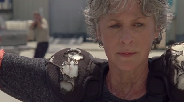 Melissa McBride as Carol in <em>The Walking Dead.</em> (Photo: AMC)