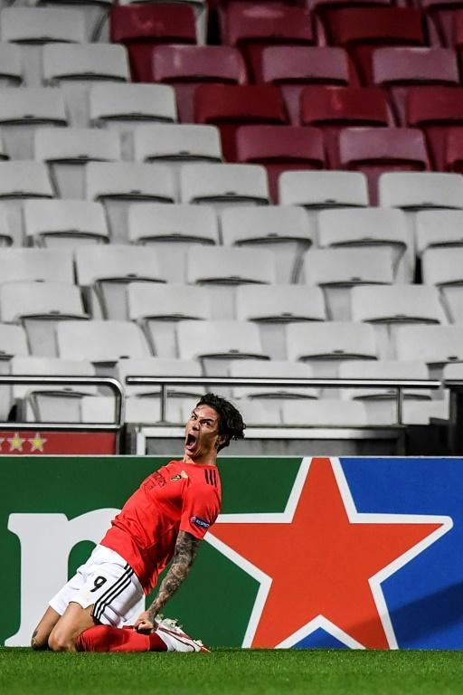 Darwin Nunez struck late to snatch a 3-3 draw for Benfica against Rangers