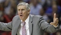 The Hall of Fame coach, who led the Utah Jazz to its most successful seasons, died at 78 following bouts with Parkinson's disease and Lewy body dementia. Sloan was an 11-year NBA veteran but found his calling on the bench, where he won 1,272 games with the Bulls and, most notably, the Jazz. He was inducted into the Hall of Fame in 2009 and also coached a pair of Hall of Famers in John Stockton and Karl Malone. The Jazz played in two NBA Finals under Sloan.