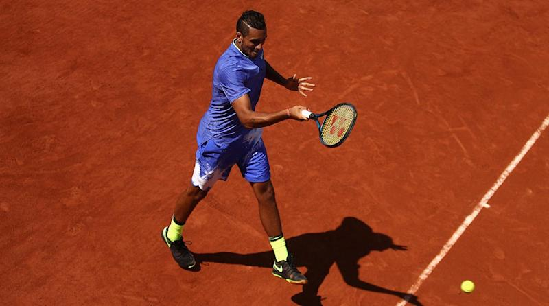Every tennis player can relate to what Nick Kyrgios hates about playing on clay
