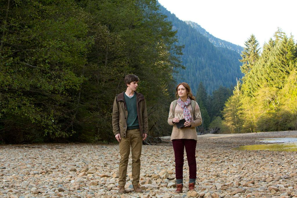 "Norman and Emma explore in A&E's ""Bates Motel"" coming in March 2013."