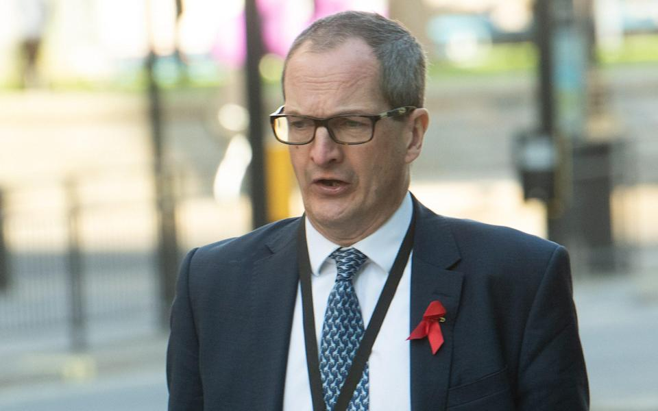 Former health minister Lord Bethell