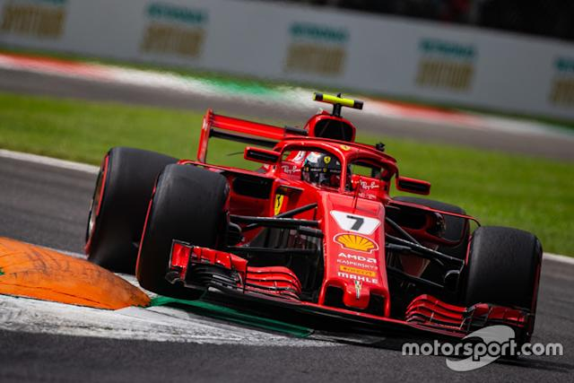 "Raikkonen's last pole position was at the 2018 Italian GP <span class=""copyright"">Alessio Morgese / Luca Rossini</span>"