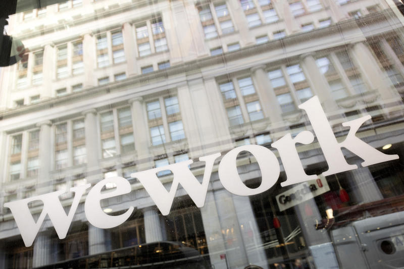 WeWork troubles deepen as SoftBank pulls share offer