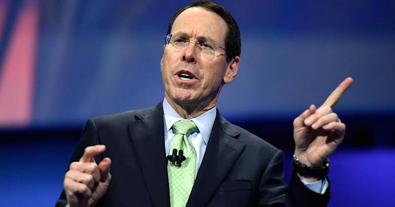 AT&T shares up almost 3 percent after earnings beat