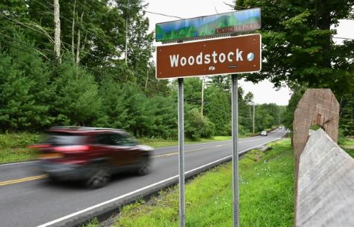 """Today tourists in Woodstock can dine in upscale sustainably sourced restaurants and pick up a tie-dye """"Grateful Dead"""" t-shirt after, with several shops downtown capitalizing off the town's link to the festival by offering hippie goods visitors seek"""