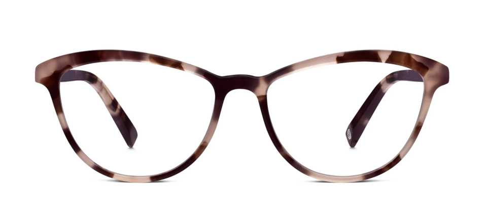 Warby Parker Louise in Blush Tortoise (Photo: Warby Parker)