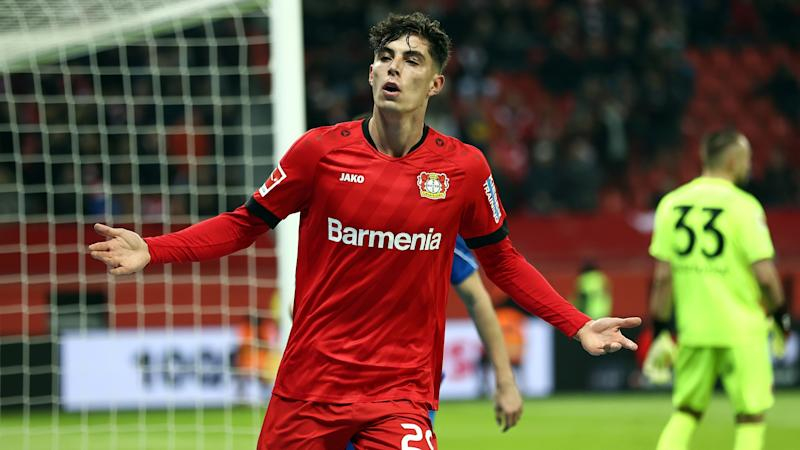 Chelsea's pursuit of Havertz edges closer following 'productive meeting'