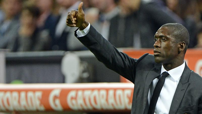 Clarence Seedorf coaching career under scrutiny as Cameroon face Brazil