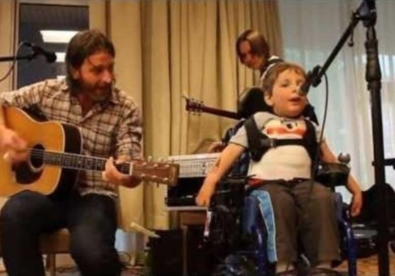 Boy's Rendition of Lumineers Song Captures Hearts