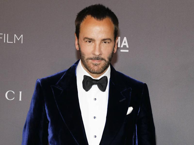 Tom Ford: 'My clothes are sustainable because nobody throws them away'