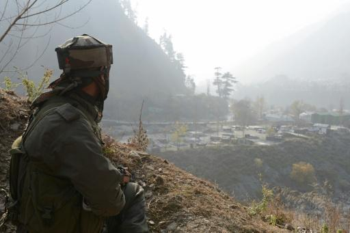 17 Indian soldiers killed in militant attack on Kashmir base