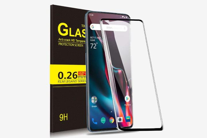 best oneplus 7 pro screen protectors ivso