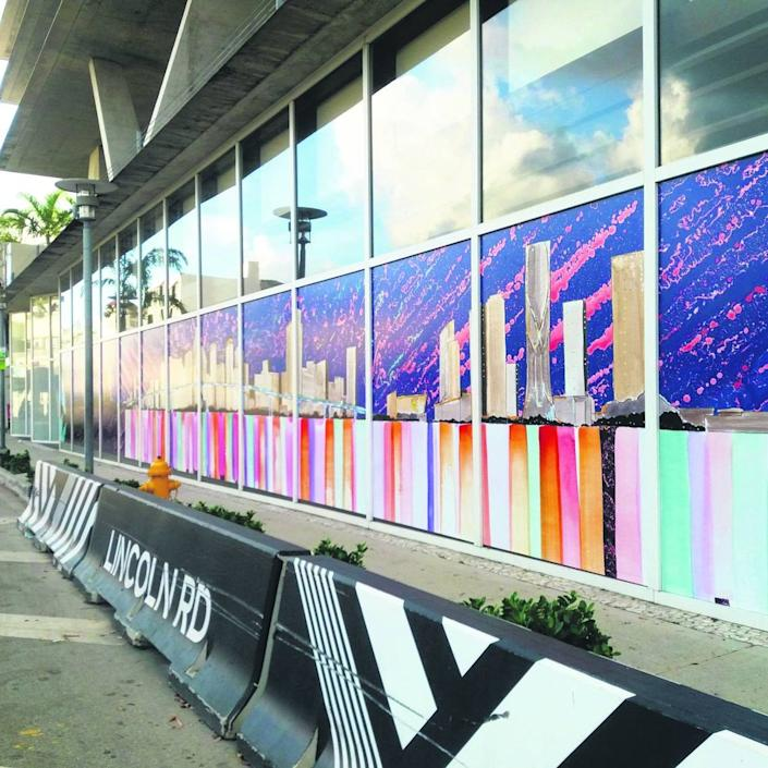Miami New Drama plans to offer theater in empty storefronts along Lincoln Road.