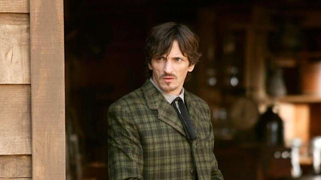John Hawkes in <i>Deadwood</i>. (Photo: HBO)