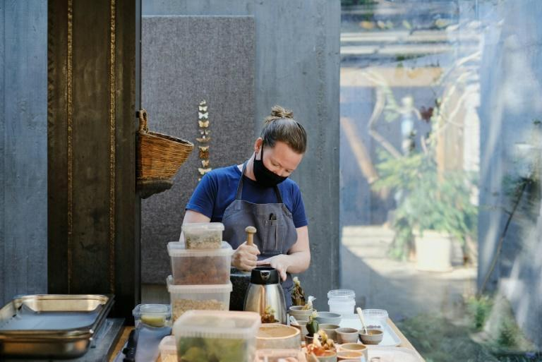 R&D chief Mette Brink Soberg used the six-month break to explore the minutiae of dish creation