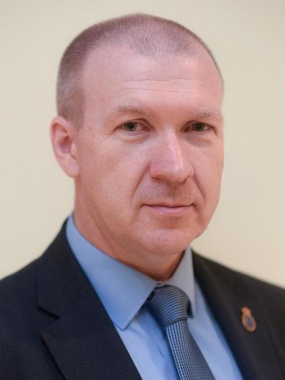 Paul Griffiths, president of the Police Superintendents' Association of England and Wales (Si Barber)