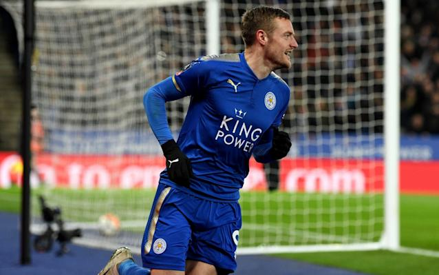 Leicester City 1 Sheffield United 0: Riyad Mahrez makes return as Jamie Vardy header claims the spoils