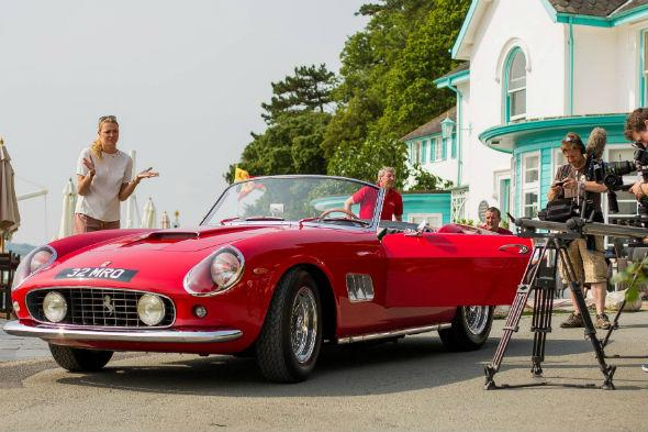 Channel 5 set to air The Classic Car Show