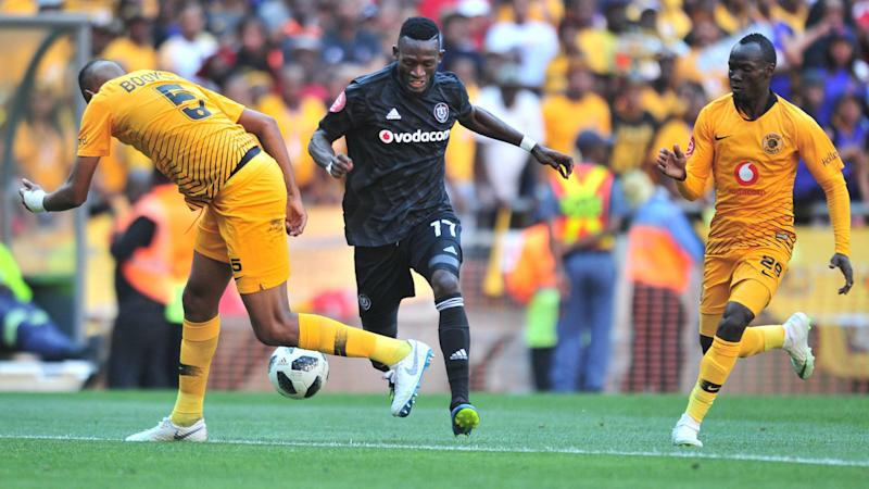 Augustine Mulenga: My striking partnership with Justin Shonga will get better at Orlando Pirates