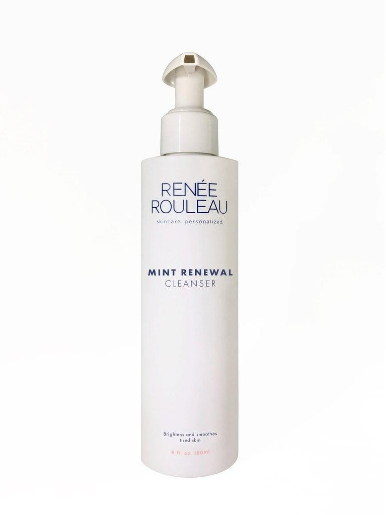 <p>The <span>Renee Rouleau Mint Renewal Cleanser</span> ($38) will feel like an instant wake-up call for your face, thanks to the cooling gel texture and the minty scent.</p>