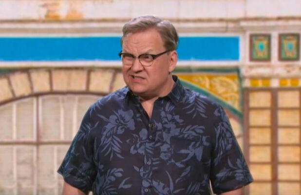 Watch Andy Richter Say 'F—' a Bunch on 'Wheel of Fortune' (Video)