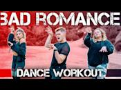 "<p>Another short sesh but this time it's Lady Gaga's Bad Romance getting the dance workout treatment. A <a href=""https://www.womenshealthmag.com/uk/fitness/running/g27125112/cardio-home-workouts/"" rel=""nofollow noopener"" target=""_blank"" data-ylk=""slk:cardio home workout"" class=""link rapid-noclick-resp"">cardio home workout</a>, you'll get your heart rate up and burn some calories too. Add sass for extra points. </p><p><a href=""https://www.youtube.com/watch?v=AiqFoacREzI&ab_channel=TheFitnessMarshall"" rel=""nofollow noopener"" target=""_blank"" data-ylk=""slk:See the original post on Youtube"" class=""link rapid-noclick-resp"">See the original post on Youtube</a></p>"