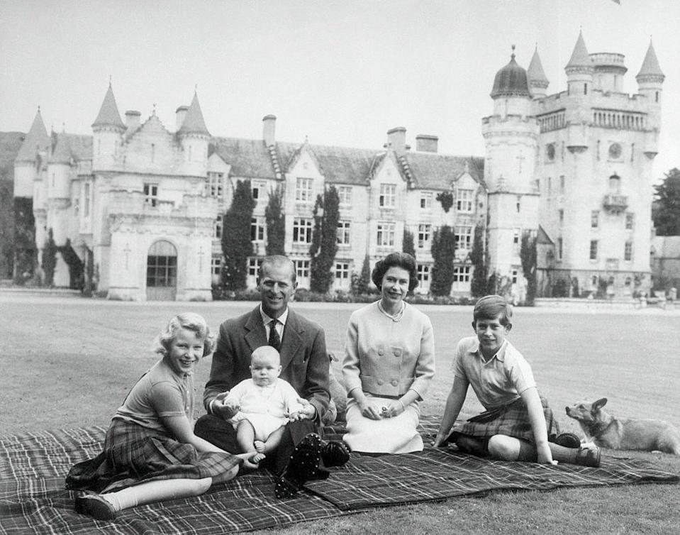 "<p>Philip was also not happy that the family didn't take his name. He wanted his last name, Mountbatten, to be the royal family name. When Queen Mary heard this, she and the Queen Mother were angry and wanted to keep the Windsor name. Winston Churchill agreed...and they all convinced Elizabeth to choose Windsor. </p><p>Philip <a href=""https://www.vanityfair.com/style/society/2012/01/queen-elizabeth-201201"" rel=""nofollow noopener"" target=""_blank"" data-ylk=""slk:reportedly"" class=""link rapid-noclick-resp"">reportedly</a> told his friends, ""I am the only man in the country not allowed to give his name to his children. I'm nothing but a bloody amoeba."" </p>"