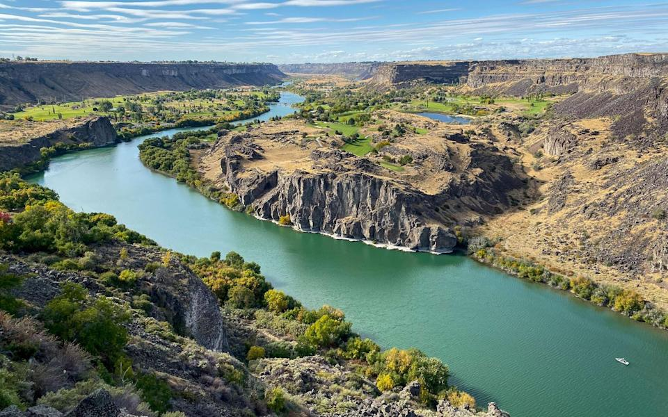 The Lewis and Clark Trail - Getty