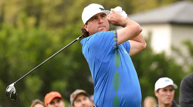 Pat Perez has played in the Masters just twice and made the cut once.