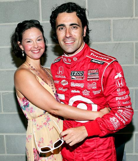 Ashley Judd Rushes to Estranged Husband Dario Franchitti's Side After Racer Breaks Back