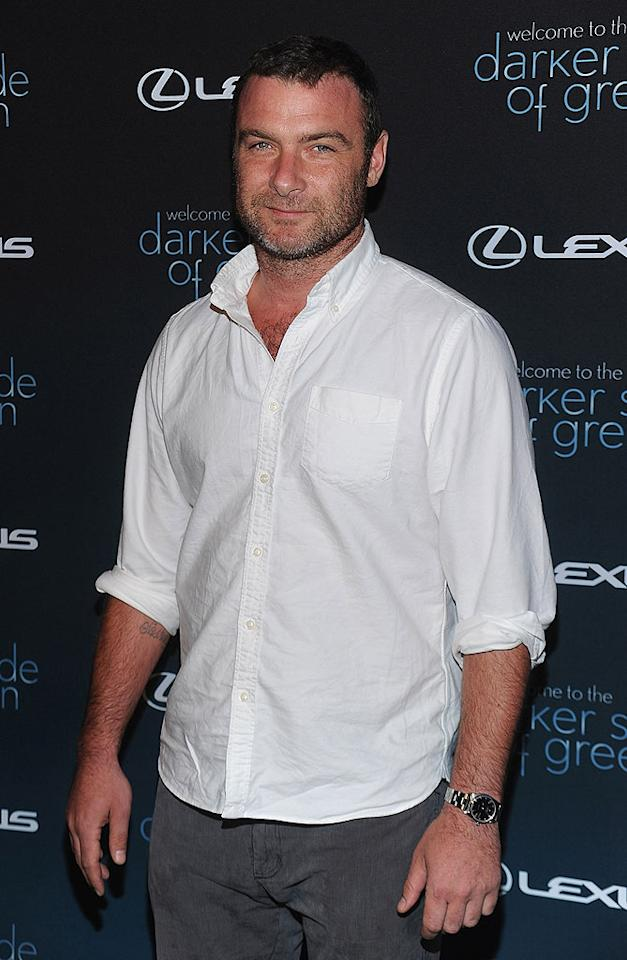 "October 4: Liev Schreiber turns 43 Dimitrios Kambouris/<a href=""http://www.wireimage.com"" target=""new"">WireImage.com</a> - July 27, 2010"
