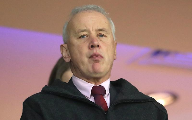 EFL chairman Rick Parry - Mike Egerton/PA