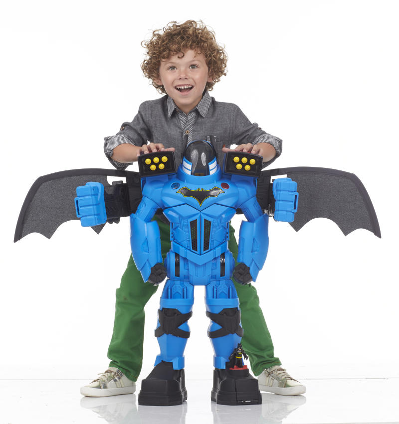 Imaginext® DC Super Friends™ Batbot Xtreme from Fisher-Price®