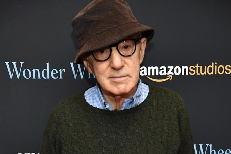 """Woody Allen attends the 'Wonder Wheel"""" screening at Museum of Modern Art on 14 November, 2017 in New York City: Photo by Dimitrios Kambouris/Getty Images"""