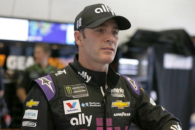 Johnson to retire at end of 2020 NASCAR season