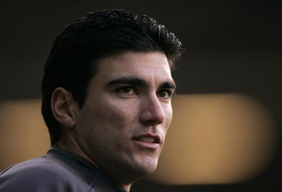 Jose Antonio  Reyes, Arsenal  (Photo by Steve Wake - EMPICS/PA Images via Getty Images)