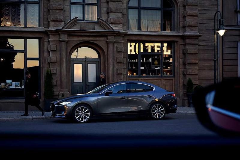 With the new Mazda3 New Era, you are sure to turn heads when you cruise down the road in style. — Picture courtesy of Bermaz motor