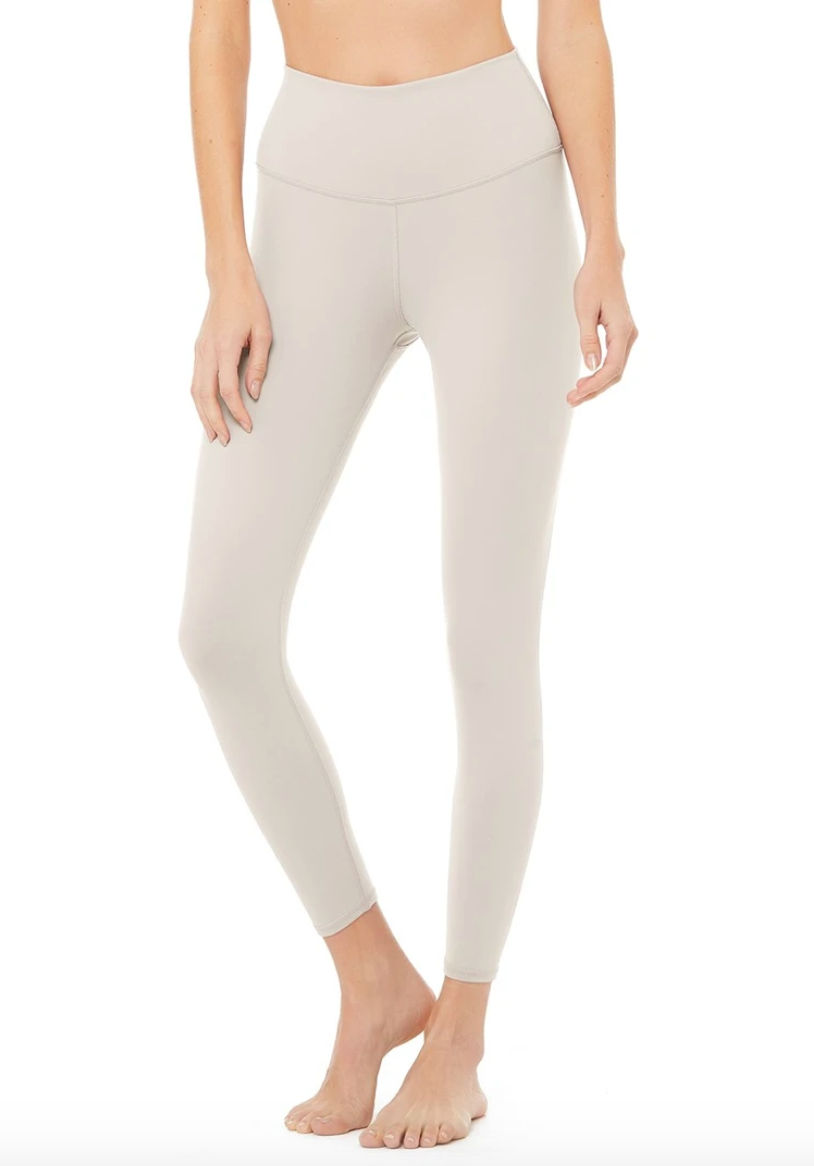 7/8 High Waisted Airbrush Leggings (Available in seven colours)